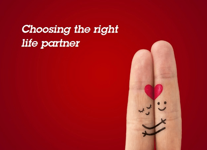 Points To Consider While Choosing a Partner